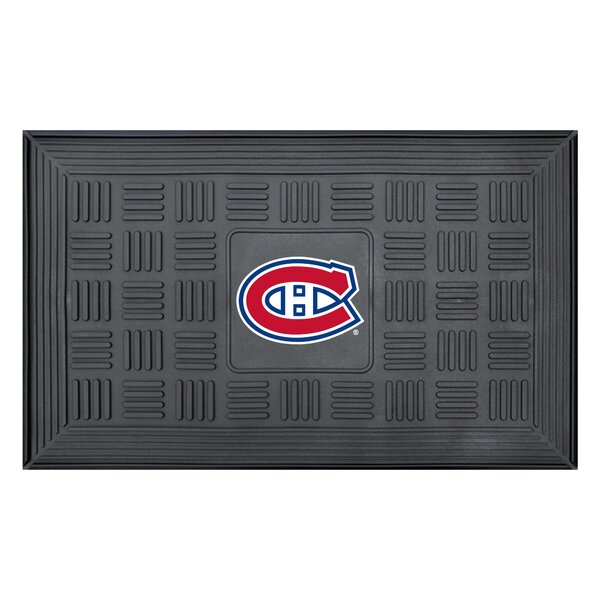 NHL Medallion Doormat by FANMATS