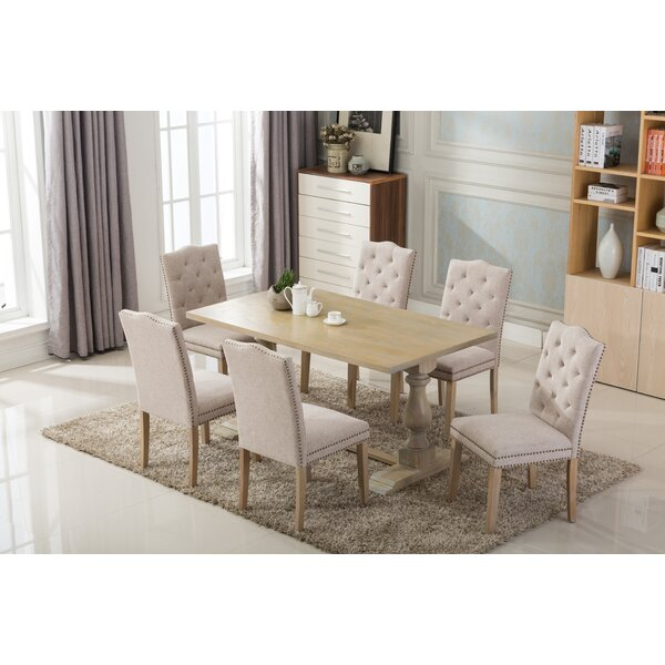 Dietz 7 Piece Dining Set by One Allium Way