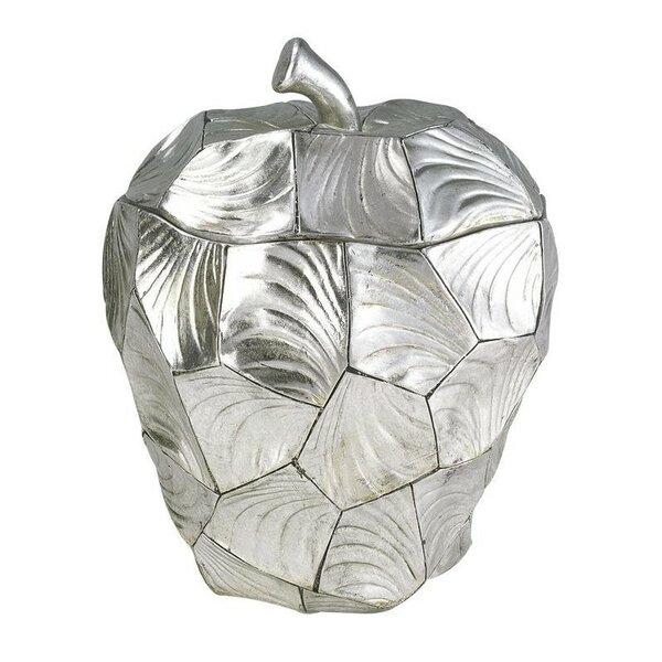 Contemporary Diamond Apple Decorative Box by Darby Home Co