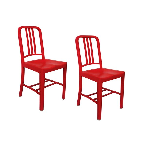 Romig Dining Chair (Set of 2) by Latitude Run