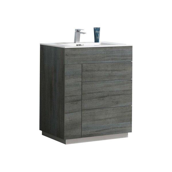 Ebling 29.8 Single Bathroom Vanity Set by Ivy Bronx