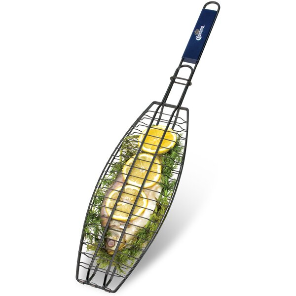 Nonstick Fish Grilling BBQ Basket by Corona