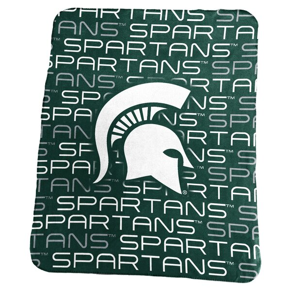 NCAA Classic Fleece Blanket by Logo Brands