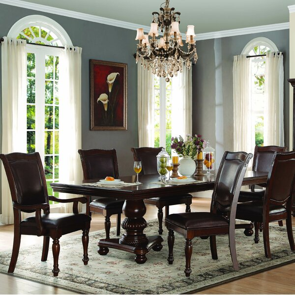Elford 7 Piece Extendable Dining Set by Astoria Grand