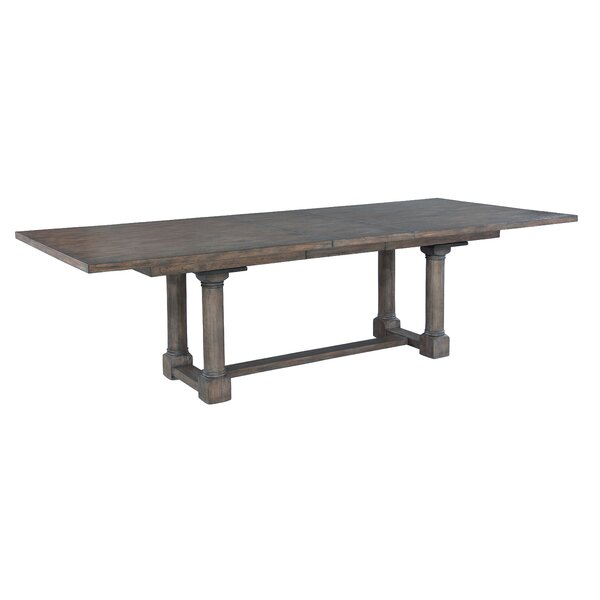 Laney Extendable Dining Table by One Allium Way One Allium Way