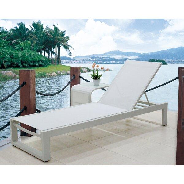 Blando Adjustable Sun Lounger Set (Set of 2)