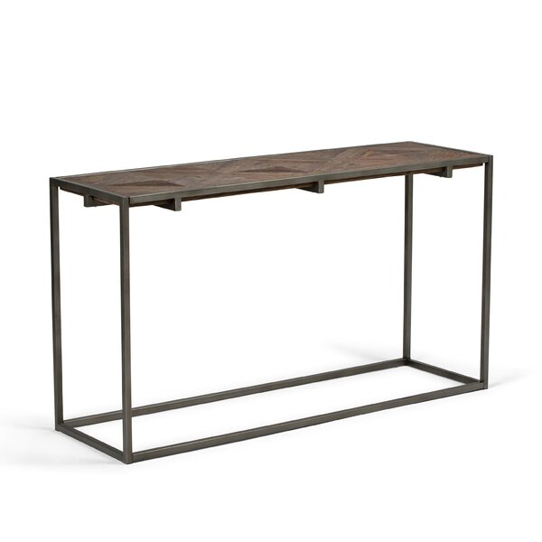Trent Austin Design Brown Console Tables