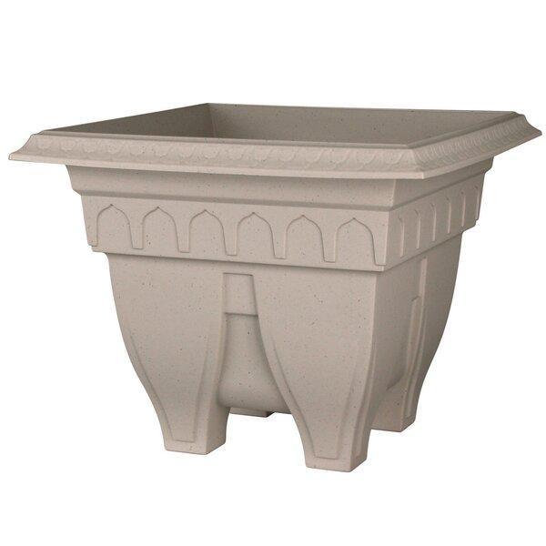 Azura Plastic Pot Planter by DCN Plastic