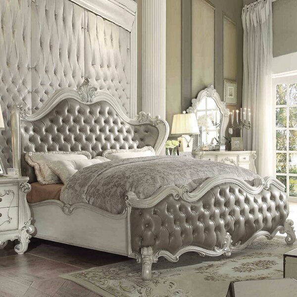 Welton Upholstered Standard Bed by Astoria Grand