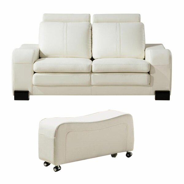 Stubbeman Upholstered Wooden 2 Piece Living Room Set By Latitude Run