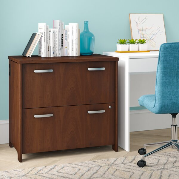 Envoy 2-Drawer Lateral Filing Cabinet by Latitude Run