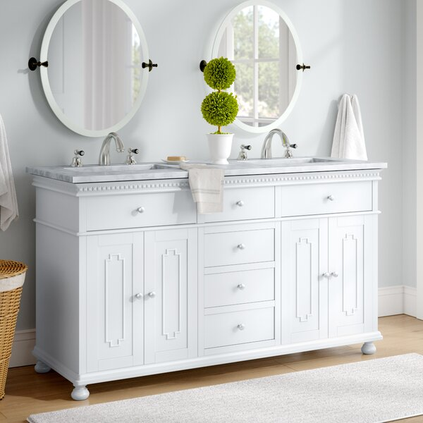 60 Double Bathroom Vanity Set by Birch Lane™