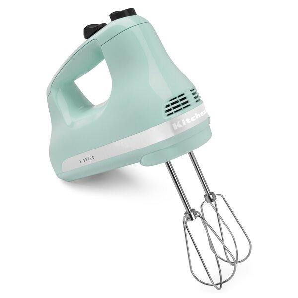 Ultra Power 5 Speed Hand Mixer - KHM512 by KitchenAid
