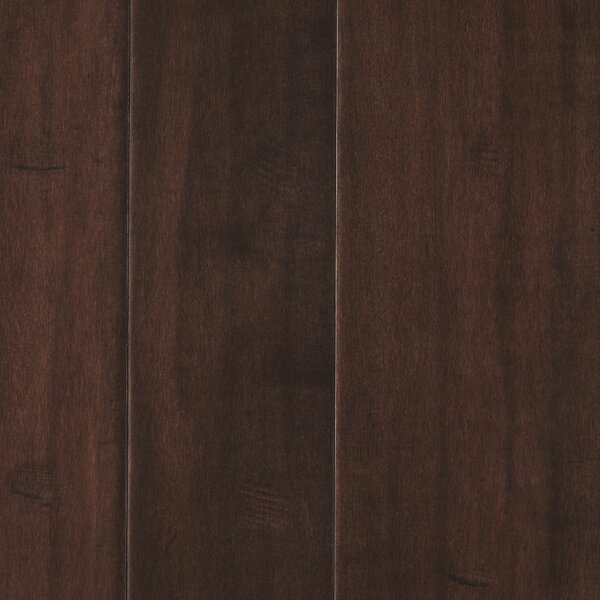 Kearny Random Width Engineered Maple Hardwood Flooring in Malt by Mohawk Flooring