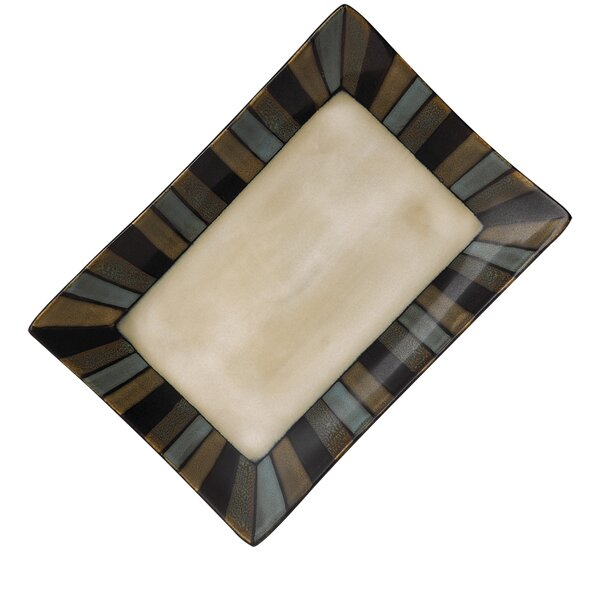 Cayman Rectangular Platter by Pfaltzgraff Everyday