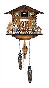 Chalet Cuckoo Clock by Loon Peak