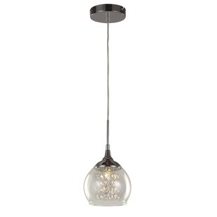 Compare & Buy Baylis 1-Light Cone Pendant By House of Hampton