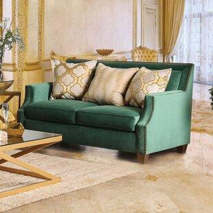 Best  Kenia Sofa Everly Quinn