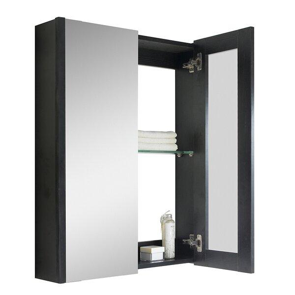 Bourgoin 24 x 31.5 Surface Mount Medicine Cabinet