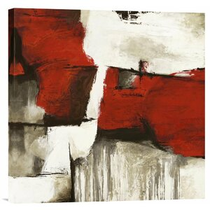 'Continuum I' by Jim Stone Painting Print on Wrapped Canvas by Global Gallery