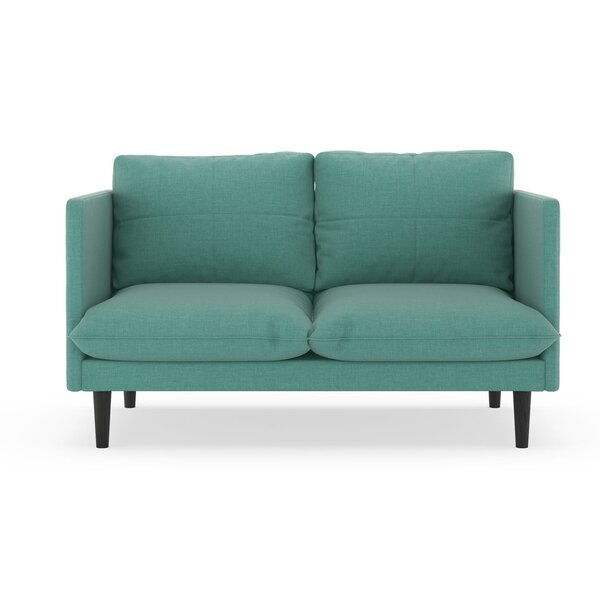 Coutee Weave Loveseat by Corrigan Studio