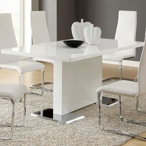 Plumville Dining Table by Wade Logan