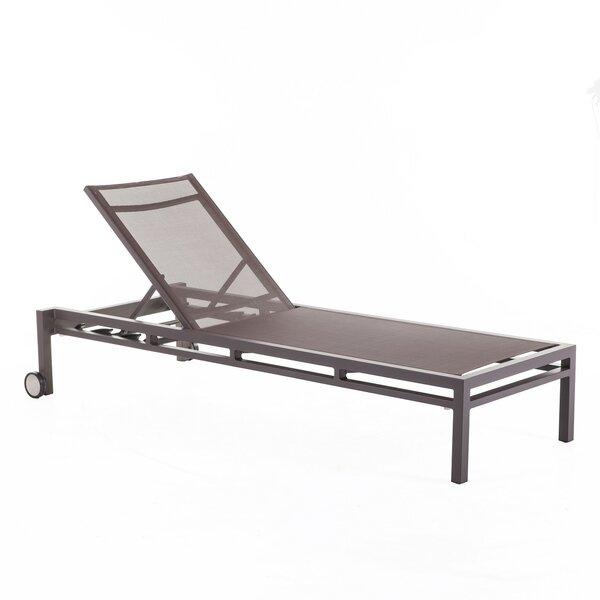 Dallas Lounge Chair by dCOR design
