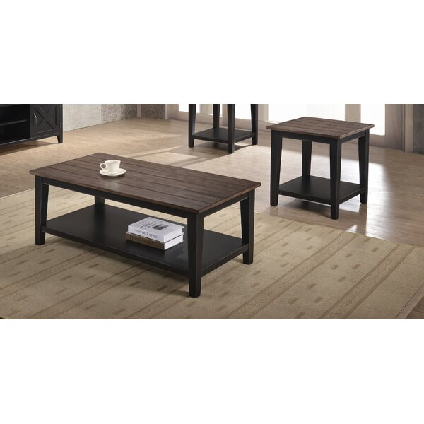 Joycelyn 2 Piece Coffee Table Set By Loon Peak