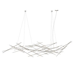 Constellation 44-Light LED Novelty Chandelier By Sonneman