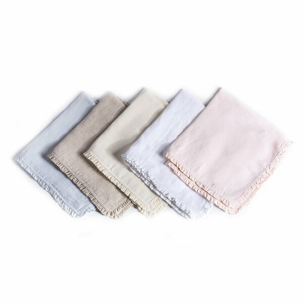 Charlie Napkin (Set of 4) by Pom Pom At Home
