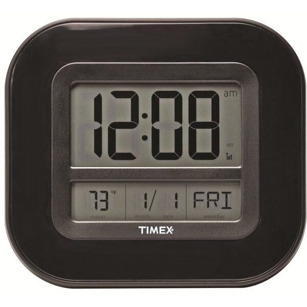 AcuRite Timex Digital RCC Clock by Chaney