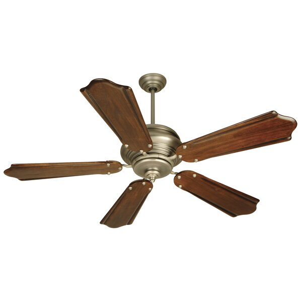 56 Arnette 5-Blade Ceiling Fan by Loon Peak
