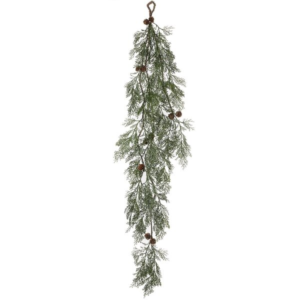 Cedar Pine Garland by The Holiday Aisle
