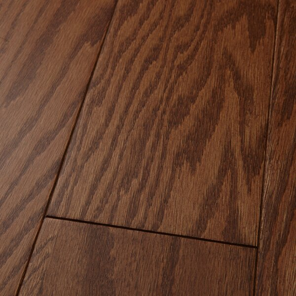 Americano 5 Engineered Oak Hardwood Flooring in Sand Hill by Welles Hardwood