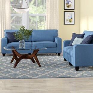 Jayapura 2 Piece Living Room Set by Alcott Hill®