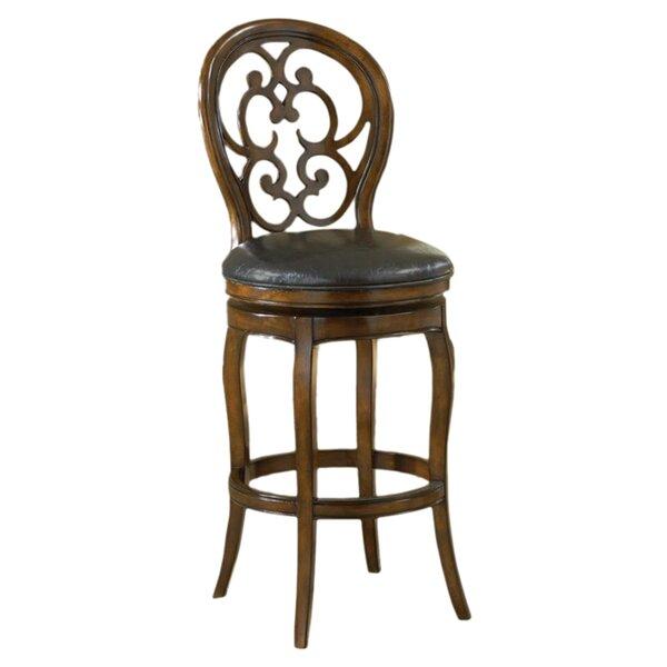 Alexandra 30 Swivel Bar Stool by Hillsdale Furniture