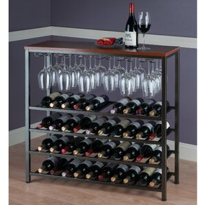 Dundee 40 Bottle Floor Wine Rack by Darby Home Co