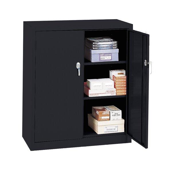 Budget Series 2 Door Storage Cabinet by OfficeSource
