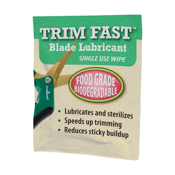 Trim Fast Single Use Wipe by Hydrofarm