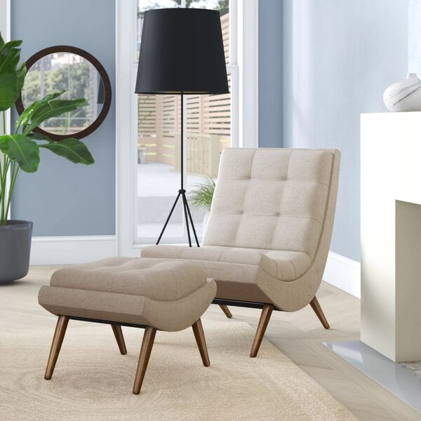 Bingaman Lounge Chair by George Oliver