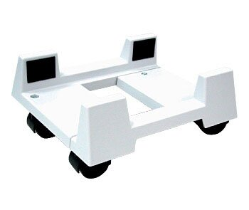 Econo 9 H x 5.5 W Desk CPU Holder by Aidata U.S.A