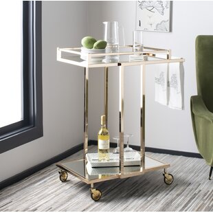 Trudie Bar Cart