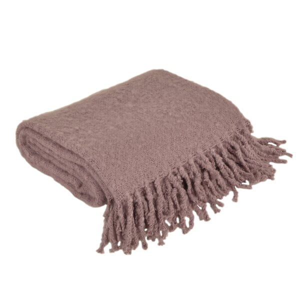 Conner Fringe Throw by Wrought Studio