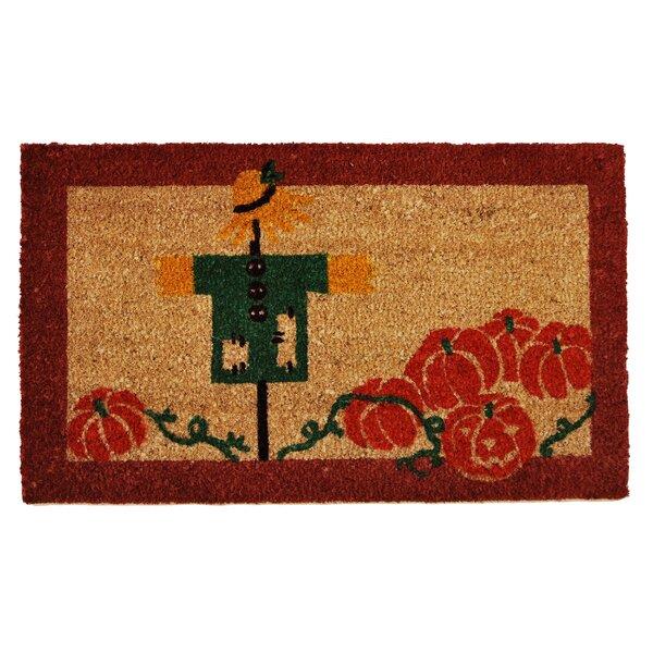 Scarecrow Doormat by Wildon Home ®