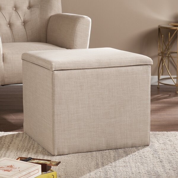Coombs Storage Ottoman By Red Barrel Studio Savings