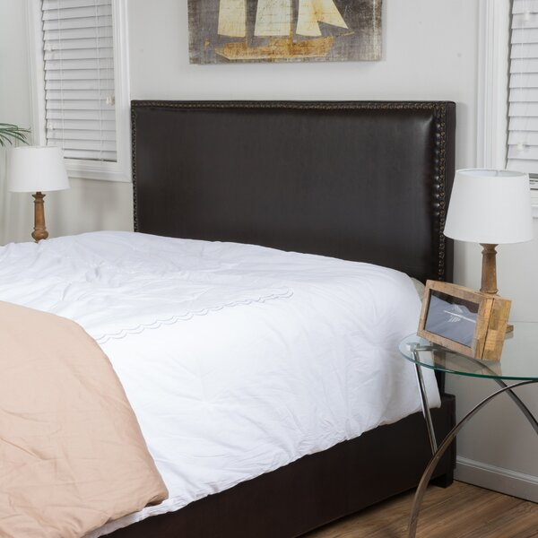 Blythewood Upholstered Panel Bed by Alcott Hill