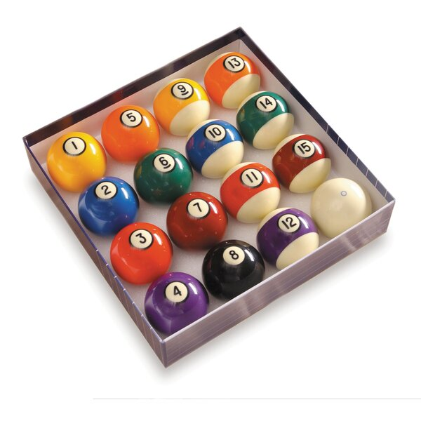 Magnum Pool Balls by The Level Best