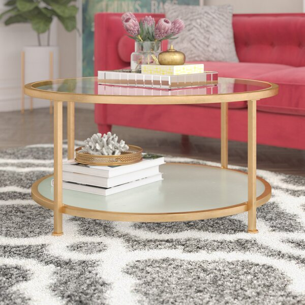 Ellison 2 Tier Coffee Table by Birch Lane™ Heritage