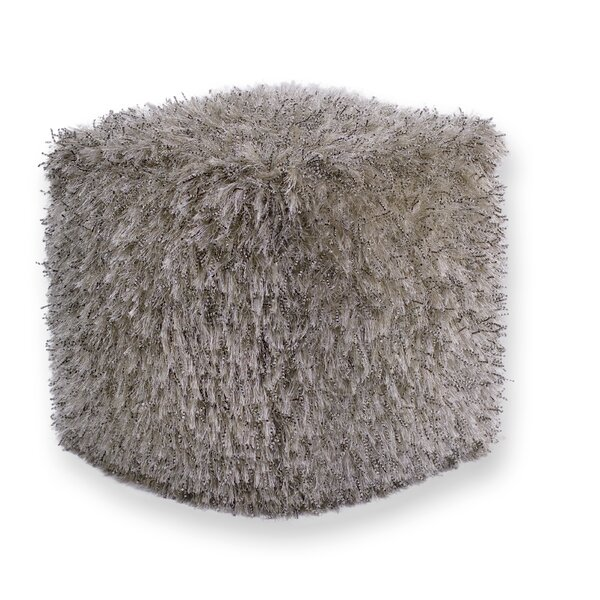 Caenada Pouf By Ebern Designs New