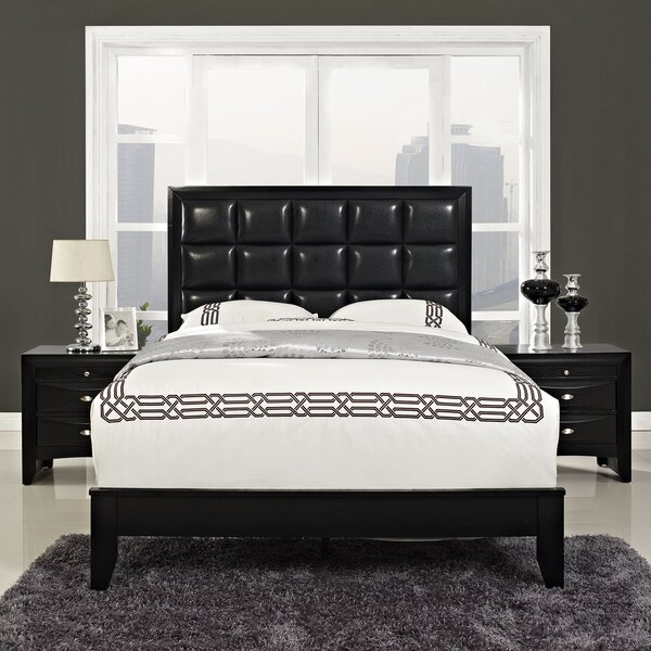 Lola Platform 3 Piece Bedroom Set by Modway